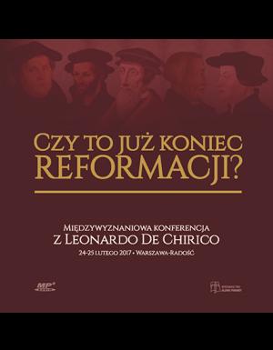 Czy to już koniec reformacji - Seminarium - Sklep Gospel